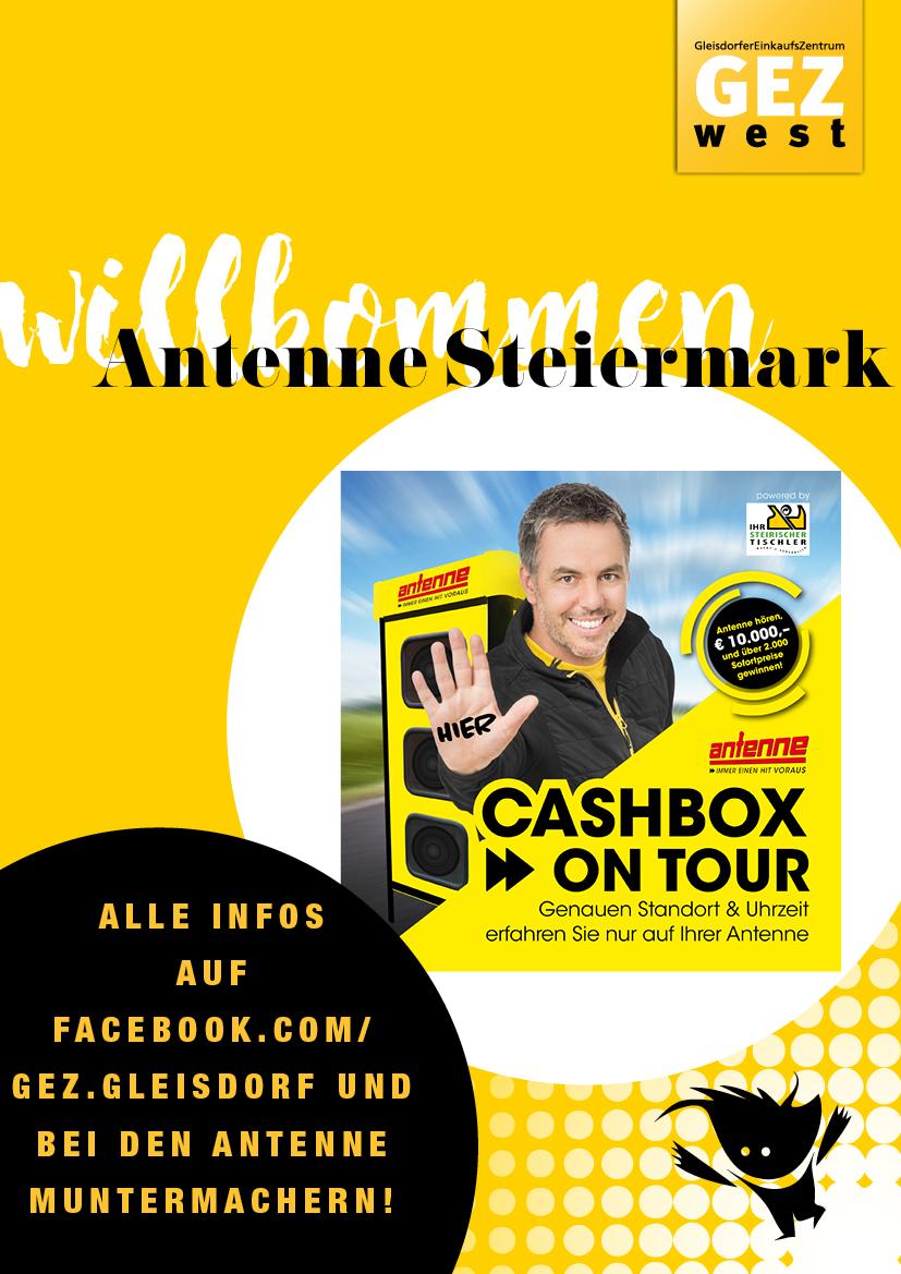 Willkommen Antenne Steiermark