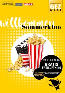 Open Air Kino in Gleisdorf