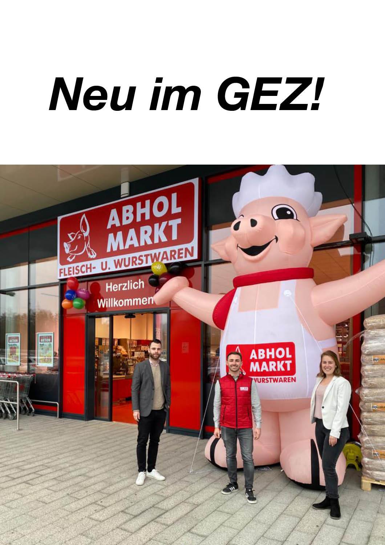 Neueröffnung Abholmarkt Fleisch- & Wurstware